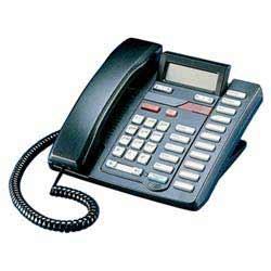 Téléphonique analogique - noir