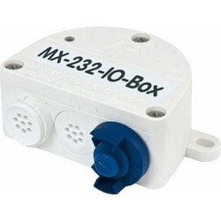 MX-232-IO-Box: Weatherproof Connection of External Sensors and Switching of External Devices via MOBOTIX Cameras