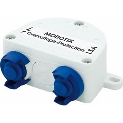 Network Connector with Surge Protection, RJ45 Version