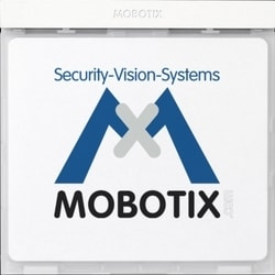 Standard Info Module for MOBOTIX IP Video Door Stations with LEDs, Black