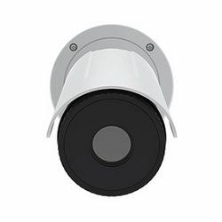 Caméra réseau thermique extérieure Q1932.-e. 19MM pour mur et plafond, IP66 au prorata, résolution 640 x 480, 30 fps et 32º Angle de vue