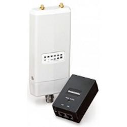 Fluidmesh 3100 ENDO, single-radio 2 x 2 MIMO sans fil routeur maille opérant à 4,9-5,8 GHz. 10 Mbit/s de débit Ethernet. Comprend des injecteur PoE passif et AC 90-240V Power Supply.