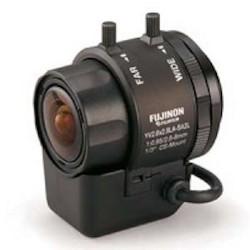 1/3 po, 2,8-8 métal mm F0,95-T360 monter, mise au point manuelle - diaphragme automatique, monture CS