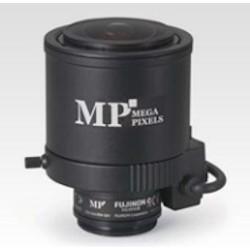 1/2 po 8-80 mm F1.4, C, DC auto iris 3 mégapixels