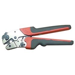 Outil à main rochet ergonomique en acier haute résistance, 1,3 lb poids