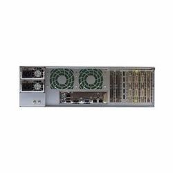 16 Input/Output Server-Based Video Wall Processor + Content Management Software, Redundant Power Supply