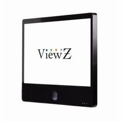 27 in. Black 1080p HD Public View Monitor, Embedded 720P WDR Camera, BNC Analog D1 Output, 110 V AC/24 V DC, Auto-Power/Source Recovery, Built for 24/7 Operation, CUL