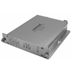 Bi-directional encodé numériquement vidéo transmetteur ou Sync-B, 10-bit, SM, fibres 1