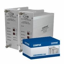 FVT/R412M1 4 canal vidéo + Data Channel 2, MM, fibres 1