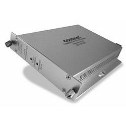 Video Receiver / Data Transmitter, MM, 2 Fiber