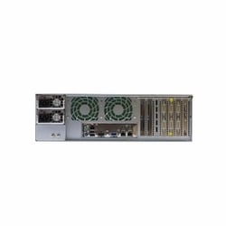 12 Input/Output Server-Based Video Wall Processor + Content Management Software, Redundant Power Supply