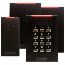 Access Control, READER, RS40 ICLASS DFM, Black, TERM, SAMX, HF MIGRATION, CUSTOM CONFIG, CUSTOM KEYS, GENERAL MOTORS, TYCO