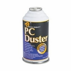 CANNED AIR REFILL DUSTER II   10 OZ