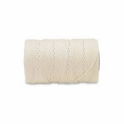 LACING TWINE 9 PLY POLYESTER  WAXED ROUND CORD TUBES        900486747