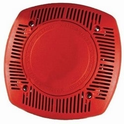 Universal-mount Speaker 4W 24V, Red