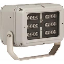 Spartan Flood Hazardous Area Lighting, 24 LED, Ex Rated, White-Light, 50x50 Deg