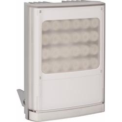 "Light Illuminator, 1-Panel, VARIO, 12 to 24 Volt AC/DC, 42 Watt, 24-LED, White Light, 10 to 120 Degree, 5"" Length x 7"" Width x 2.6"" Depth, Silver"