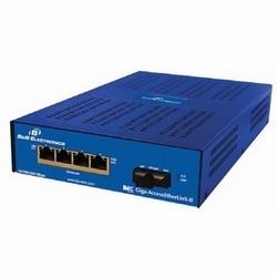 TX/4 + LX-SM1310-SC, 10/100/1000 Mbit/s gérés multi-ports démarcation optical device Giga-AccessEtherLinX-II, TX/4 + LX-SM1310/PLUS-SC