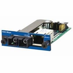Module convertisseur média 1000 GIG Mbit/s - McGigabit, TX/SSLX-SM1310 / PLUS-SC
