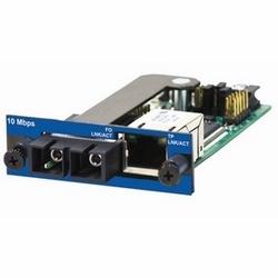 Module de convertisseur de médias de Mbit/s 10 McPIM TP/FO, FO-TP/SM1550 / LONG-SC