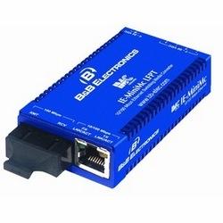 Modulaire 10/100/1000 Mbit/s ethernet media/mode convertisseur IE-iMcV-MultiWay, TP-TX/FX-SM1310/PLUS-SC