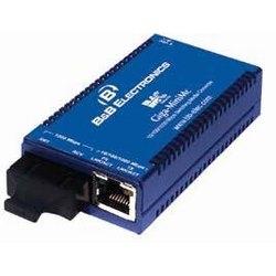 Convertisseur de média Giga-MiniMc LFPT et Giga-MiniMc TX/SX & TX/LX, TX/SSBX-SM1490-SC
