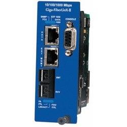 Mbit/s 10/100/1000 géré module optique de démarcation - iMcV-Giga-FiberLinX-II, TX/SSLX-SM1310-SC, 1310xmt/1550rcv