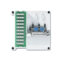 Compact Series: Telephone and 6-Way Video Panel