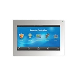 "OmniTouch 7 Touchscreen, PoE, White, 7"" Screen, 800x480 Resolution, For Control Over Omni And Lumina Automation"