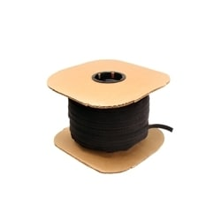 600' Bulk Roll, Color: Black
