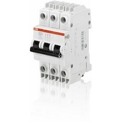 Mini circuit breaker S200PR UL1077, 3 pole 480/277V ring terminal, K trip, 1.6 amp