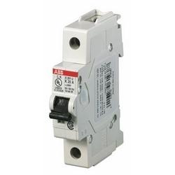 Mini circuit breaker S200U UL489, 1 pole Z trip, 4 amp