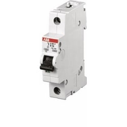Mini circuit breaker S200P UL1077, 1 pole 480/277V, D trip, 25 amp