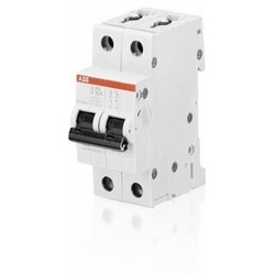 Mini circuit breaker S200 UL1077, 2 pole Z trip, 16 amp