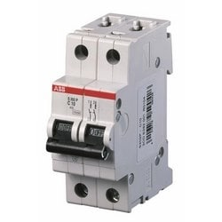 Mini circuit breaker S200P UL1077, 2 pole 480/277V Z trip, 25 amp