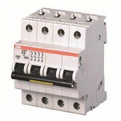 Mini circuit breaker S200P UL1077, 4 pole 480/277V Z trip, 20 amp