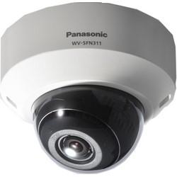les caméras i-PRO - caméra réseau à dôme intérieure 720P, mécanique D/N