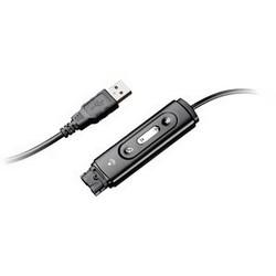 DA45 USB TO HEADSET WITH IN   LINE VOLUME, MUTE & PERSONO SW77559-41