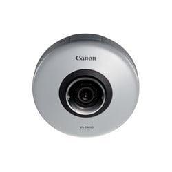 Megapixel IP Camera with Compact Dome and Manual Pan, Tilt, Rotation