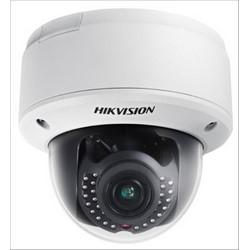 Caméra dôme intérieure, 2 MP/1080P, H264, 2,8 à 12 mm, motorisés Zoom/mise au point, jour/nuit, WDR, IR, Audio, alarme i/o, PoE + / 12 V DC