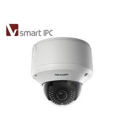 Caméra dôme extérieure, 2 MP/1080P, H264, 2,8 à 12 mm, motorisés Zoom/mise au point, jour/nuit, WDR, IR, Audio, alarme i/o, IP66, radiateur, PoE + / 24 V AC