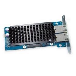 Dual-port 10Gbase-T Network Expansion Card for Tower Model, Desktop Bracket