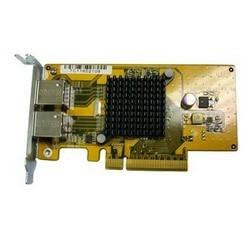 Dual-port Gigabit Network Expansion Card for TS-x79U Rackmount Model (TS-879U/1279U/1679U/EC879U/EC1279U/EC1679U)