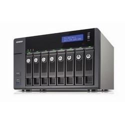 8-bay Intel Core i3 3.5GHz Dual Core, 4GB RAM, 4LAN, 10G-ready