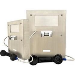 Robuste Heavy Duty grande Flush ou mur monté Autodial téléphone panneau avec fonctions avancées