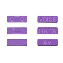 Icon, Bulk Pack of 72, Purple
