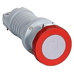 IEC 60 309 International Pin and Sleeve Connector, 30 Amp, 3 Pole, 4 Wire, 3-phase 480 V