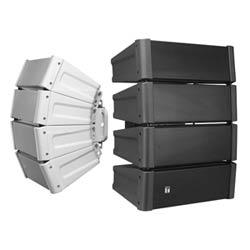 Speaker, variable directivity, white