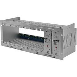 Rack carte Cage + 2 90-264 V AC 50/60 hz Electricité (redondant)