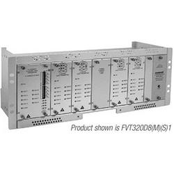 Récepteur vidéo 20 canal + 8 canaux de données bidirectionnelle, SM, fibres 1